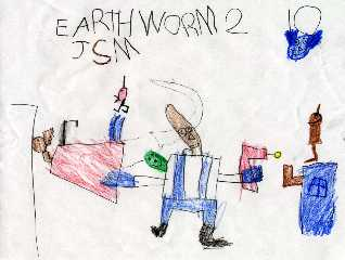 Earthworm Jim, by Nathan - 14 Nov 99
