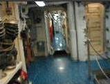 Small walk through the ship - The USS Princeton CG-59  (July 2001)